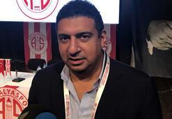 Ali Şafak Öztürk, 3 yıllığına Antalyaspor başkanı oldu