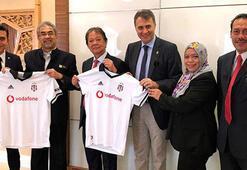 Fikret Orman'dan Malezya Turizm Bakanı Ketapi'ye ziyaret