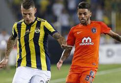 Fenerbahçenin konuğu Medipol Başakşehir