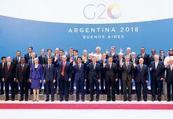 G-20'de ikili görüşme trafiği