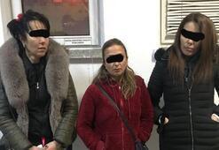 Tek odalı evde 3'ü kadın 18 kişiye fuhuş baskını