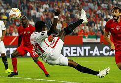 Sevilla 6 - 0 Akhisarspor