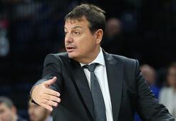 Ergin Ataman: Bu akşam harika bir basketbol oynadık