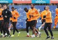 Galatasaray hazırlıklarını tamamladı, kampa girdi