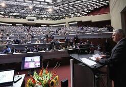 TBMM Başkanı Yıldırımdan gelişmiş ülkelere göç eleştirisi