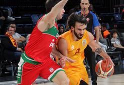 Galatasaray - Pınar Karşıyaka: 81-71