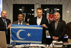 Başkan Orman, Kerkükteki futbol okullarının sözleşmelerini imzaladı