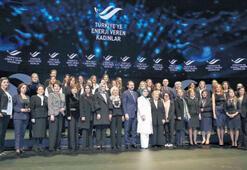 'Enerji Veren Kadınlar'a ödül