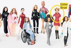 Barbie'den rol model adımı