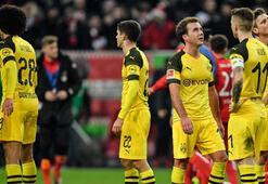 Fortuna Düsseldorf - Borussia Dortmund: 2-1