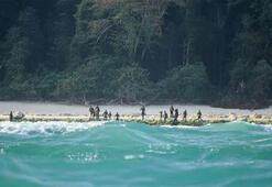Okla avladıkları turisti, kuma gömüp öldürdüler