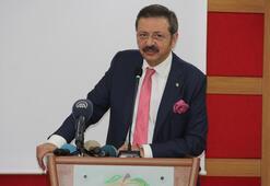 TOBB Başkanı Hisarcıklıoğlu'ndan önemli açıklama