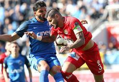 Kasımpaşa - Antalyaspor: 1-2