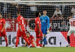 Sevilla - Real Madrid: 3-0