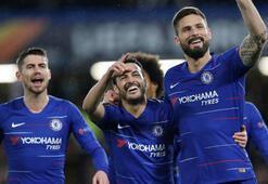 Chelsea, Dinamo Kievi ezdi geçti