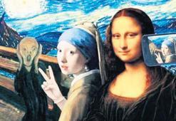 Müzelerde selfie 16 Ocak'ta