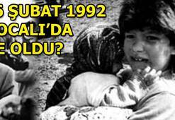 Hocalı katliamının üzerinden tam 27 yıl geçti Hocalıda ne yaşandı