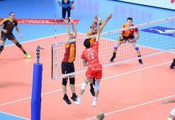 Galatasaray - Ziraat Bankası: 2-3