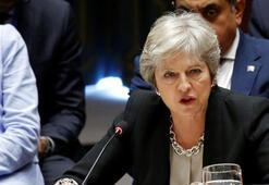 Theresa Mayden küresel iş birliği vurgusu
