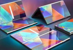 Samsungun katlanabilir telefonu tek parça esnek ekran olmayacak