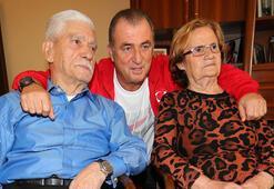 Fatih Terimin babası Talat Terim vefat etti