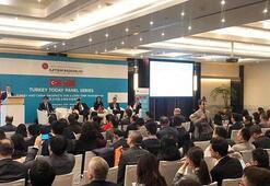 Şanghayda Türkiye ve Çin: Uzun Vadeli İş Birliği Beklentileri paneli düzenlendi