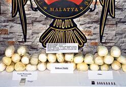 Bu kez Malatya'da PKK hainliği