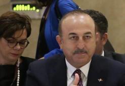 Çavuşoğlu, BMde Suriye oturumunda konuştu