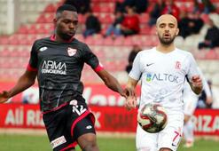 Boluspor - Balıkesirspor Baltok: 1-0