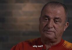Fatih Terim, UEFAya konuştu