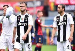 Genoa-Juventus: 2-0