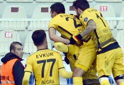 BB Erzurumspor - Yeni Malatyaspor: 1-3