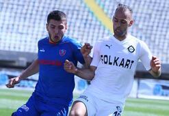 Altaya 4-0 yenilen Karabükspor küme düştü