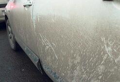 İstanbul'a çamur yağdı