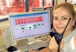 Fabrikada çalışmak kadın işi