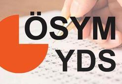 YDS ne zaman uygulanacak YDS/3 sınav giriş belgeleri yayınlandı mı