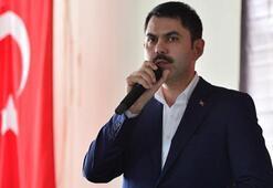 Bakan Kurum: Sosyal konut projesine başvuru sayısı 200 bini geçti