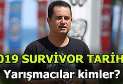 Survivor yarışmacıları belli oldu Survivor 2019 ne zaman başlayacak