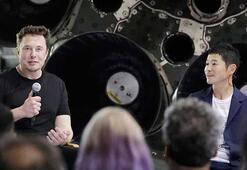 SpaceX, Aya gidecek turistin kimliğini açıkladı