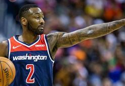 NBA yıldızı Wall evinde düştü, yeniden sakatlandı
