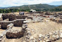 Komana Antik Kenti'nin tarihi bin 300 yıl geriye gitti