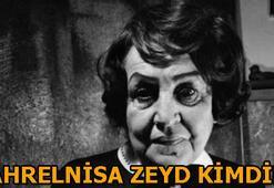 Dünyaca ünlü ressam Fahrelnissa Zeyd kimdir Fahrelnissa Zeyd hayat hikayesi