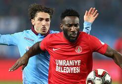 Trabzonspor-Ümraniyespor: 0-0 (İşte maçın özeti)