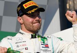 Formula 1de Bottas fırtınası