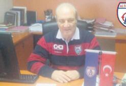 Yeni başkan Samim Süloş