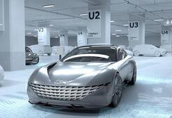 Hyundaiden şarj istasyonunu kendi bulan akıllı otomobil: Le Fil Rouge