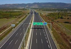İstanbul-İzmir Otoyolunun 65 kilometrelik bölümü daha açılıyor