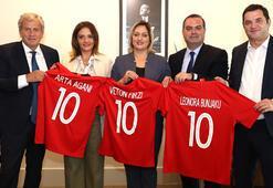 Kosova heyetinden TFFye ziyaret