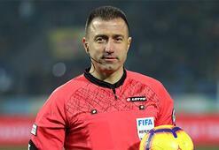 Medipol Başakşehir-Fenerbahçe maçının hakemi Hüseyin Göçek