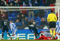 Leganes - Real Madrid: 1-0